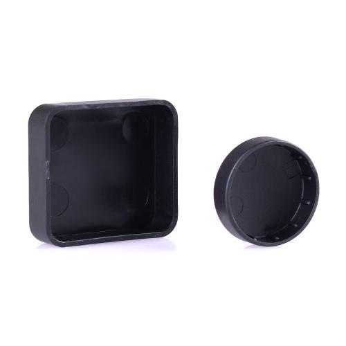 Lente de proteção Kit Cap tampa da caixa protetora para Garmin Virb Ultra Camera 30 Sports e Standard Proteja Housing