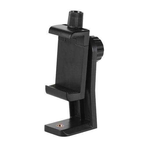 Andoer CB1 Smartphone en plastique Clip Holder Support support Clamp Cadre Support de montage pour iPhone 7 / 7s / 6 / 6s pour Samsung Huawei Mobile selfie Portrait Vidéo extérieure