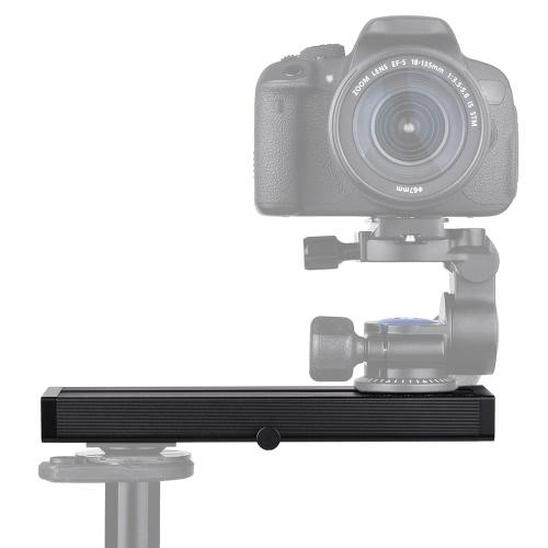 Mini 2-Way Damping Camera Slider Track Video Rail
