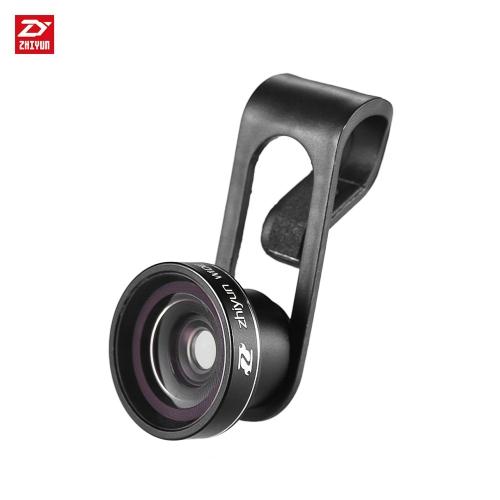Zhiyun Wolkenobjektiv Super Weitwinkel + Makro + Fischauge Selfie Outward Facing Lens