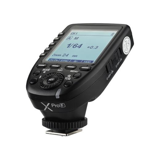 Godox Xpro-F TTL Wireless Flash Trigger Transmitter