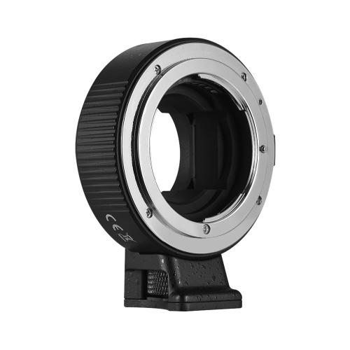 Adaptador de montagem de lente eletrônica Andoer NF-NEX-AF