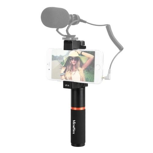 ViewFlex VF-H2 Smartphone Videorekorder Handgriff Griff Stabilisator Kit