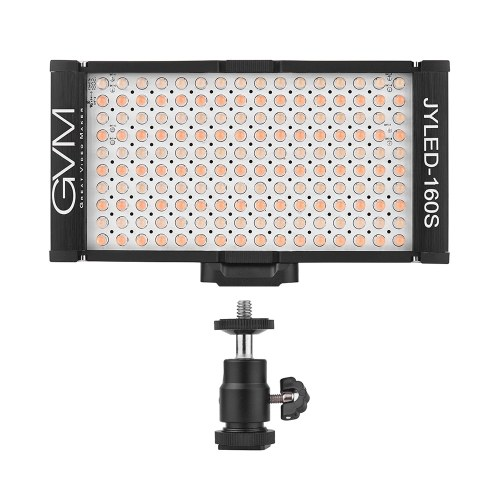 GVM 160 LED Light Panel Light