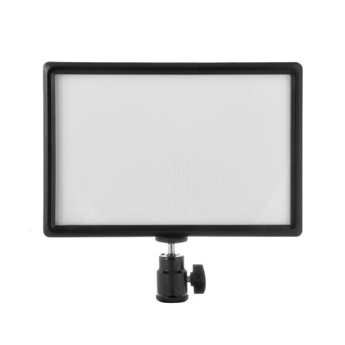 Ультратонкая светодиодная лампа для видеосъемки с регулируемой яркостью 3200K-6200K Двухцветная заполняющая лампа для фотографий