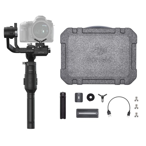 DJI Ronin-S Essentials Kit Handheld 3-Axis Gimbal Stabilizer