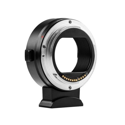 Adaptateur de monture d'objectif autofocus EF-EOSR Viltrox