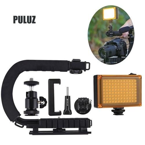 Soporte de cámara en forma de U PULUZ