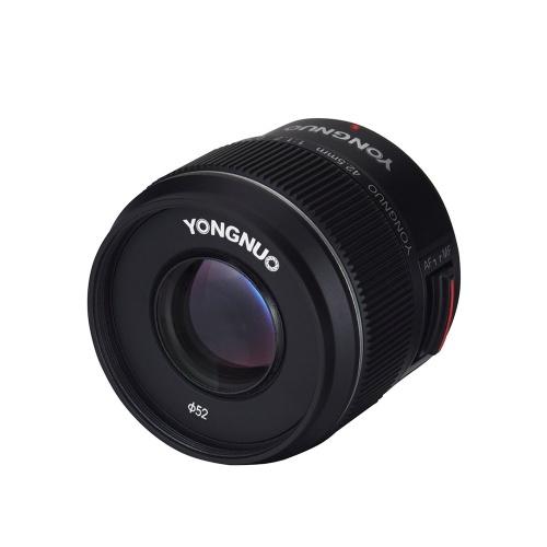 YONGNUO YN42.5mm F1.7M Mise au point automatique grande lentille / mise au point manuelle
