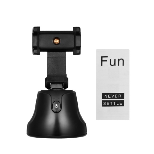 Smart Selfie Stick 360° Horizental Object Tracking Face Tracking with Phone Mount 1/4 Thread
