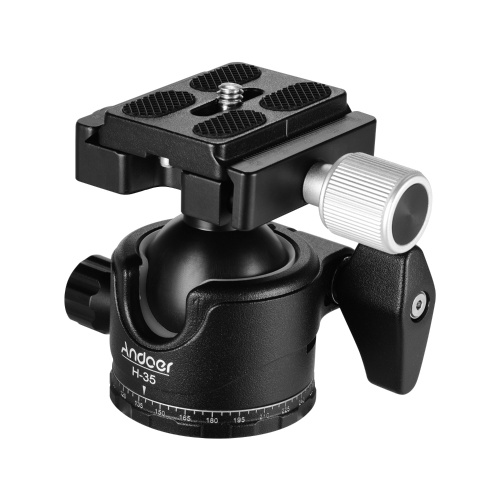 Andoer H-35 Panorama Tripod Ball Head