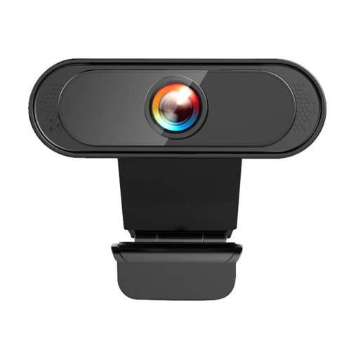 720P HD Webcam USB Laptop Computer Camera Clip-on PC Web Camera with Microphone