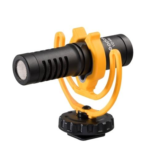 Godox VD-Mic Lightweight Cardioid Directional Shotgun Microphone
