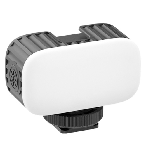 Ulanzi VL15RGB Mini RGB LED Video Light On-Camera Fill Light