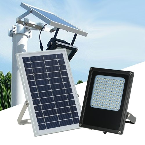 Proyector con energía solar 120 LED Luces solares