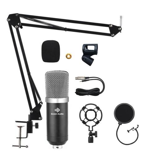 Studio-Aufnahme-Kondensatormikrofon-Kit