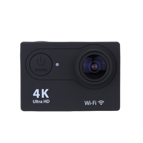 H9SE Ultra HD Wifi 4K 1080p 60fps Caméra à action grand angle de 12MP à 155 °