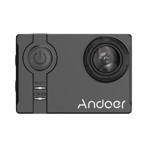 Andoer AN7000 4K 1080P 120fps 720P 240fps Full HD Adopt für Ambarella A12S75 16MP WiFi Anti-Shake Wasserdichtes Tauchen 60m 2.0