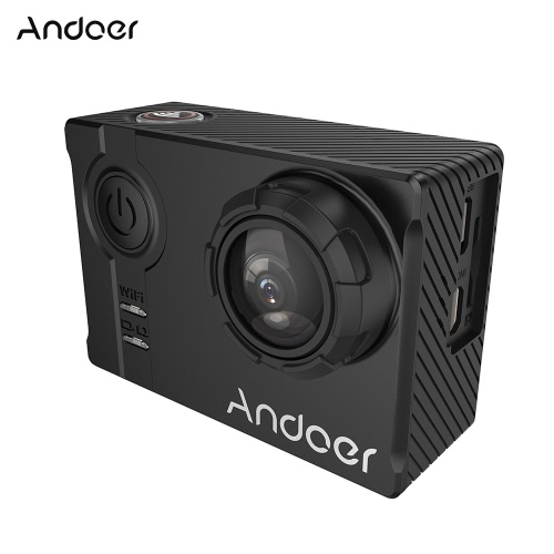 Andoer AN7000フルHD 16MPのWiFiアンチ防水防水ダイビング60m 2.0