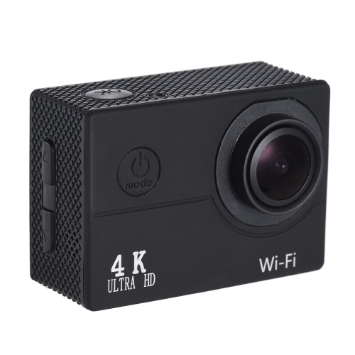 "2 ""LCD V3 4K 30fps 16MP WiFi Action Sports Camera"