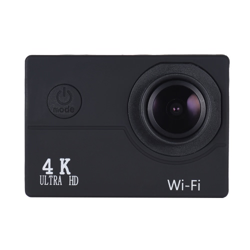 4K 30fps 16MP WiFi Azione Sportiva 1080P 60fps Full HD 4X Digitahi Diving 40m 170 ° Wide Angle Lens 2