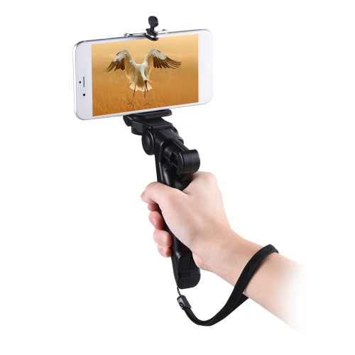 Andoer Mini Tripod Stand Support Holder Hand Grip Stabilizer