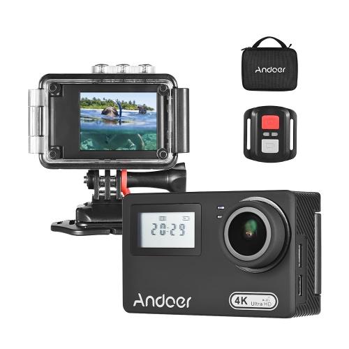 Andoer AN300 4K WiFi 16MP Action Sports Camera