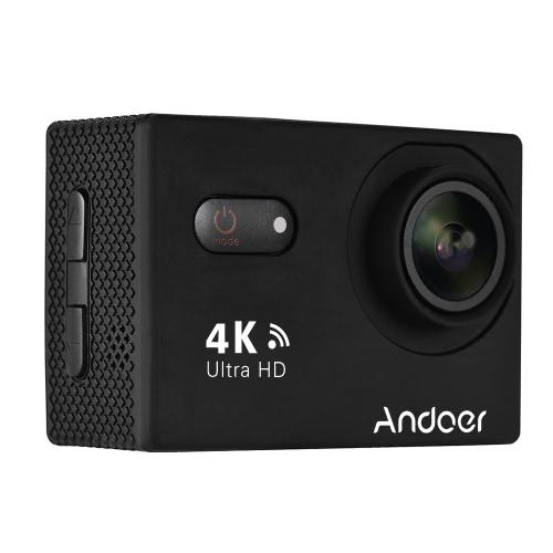 Fotocamera sportiva di azione di Andoer AN9000 4K 16MP WiFi