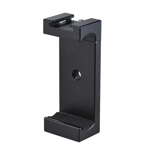 Andoer Phone Tripod Mount Adapter Bracket Holder Clip