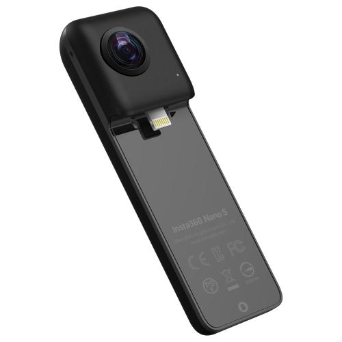 Insta360 Nano S 4K 20MP 360° VR Video Camera