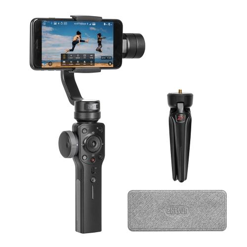 Zhiyun Smooth 4 de 3 eixos Handheld Smartphone estabilizador Cardan