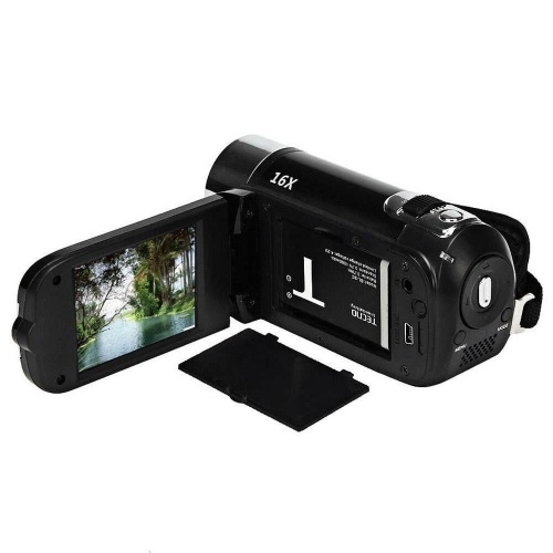 Цифровая видеокамера для дома и семейного видео