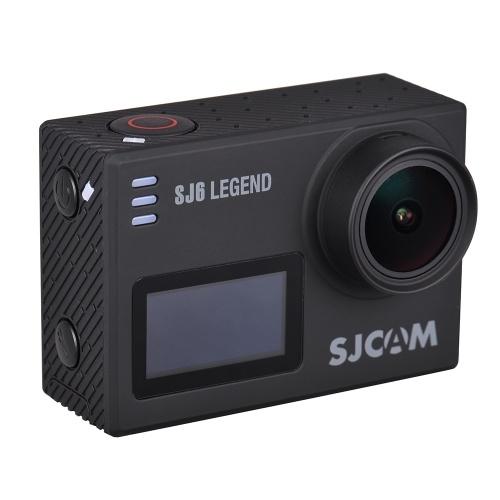 SJCAM SJ6レジェンド4K / 24FPS WiFiアクションカメラ
