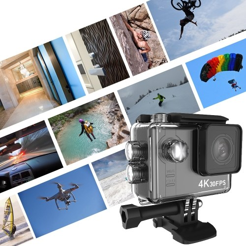 Ultra 4K HD WiFi Sports Action Camera