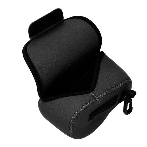 Wasserdichte Mehrzweckkamera-Taschen-Tasche SLR-Spiegelreflexkamera mit Schnalle für So-ny A6000 / A5000 / A5100