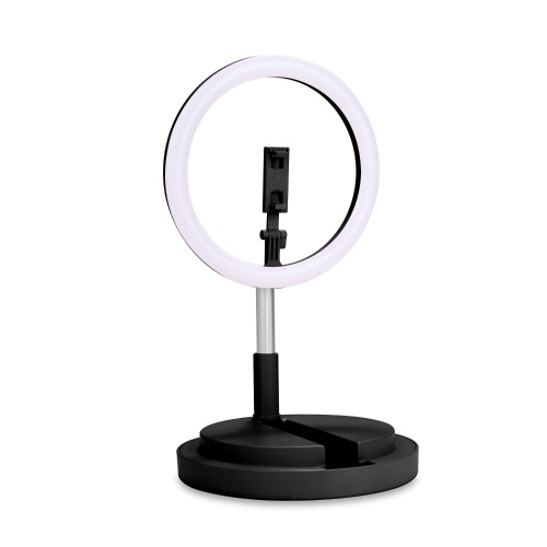 290mm USB Interface Dimmable LED Selfie Round Light Phone Photography Video Makeup Lamp
