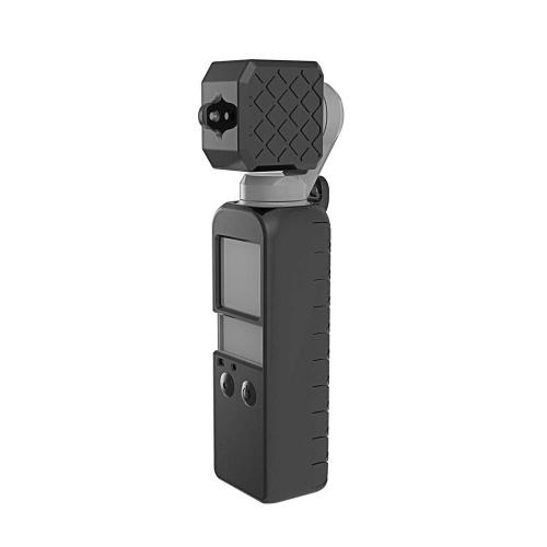 Protetor de câmera de capa de silicone macio protetora de PULUZ