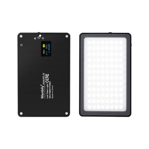 Manbily 8W Fill Light Selfie Kamera Lampe