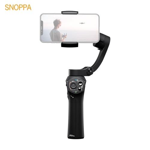 SNOPPA ATOM Faltbarer Handheld 3-Achsen Smartphone Gimbal Stabilizer