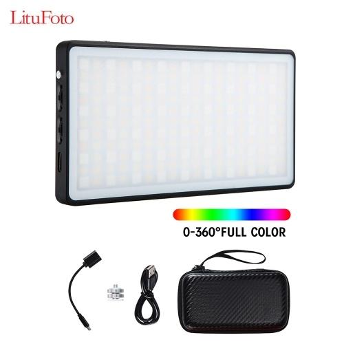 LituFoto Mini Pocket RGB LED Video Light
