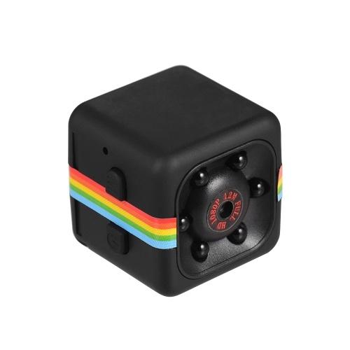 Mini Cube Camera 1080P HD IR Night Vision 120 ° Wide Angle 32GB Расширенная память