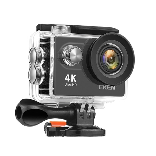 EKEN H9R Caméra d'action portable 4K Mini caméscope léger Caméra de sport étanche