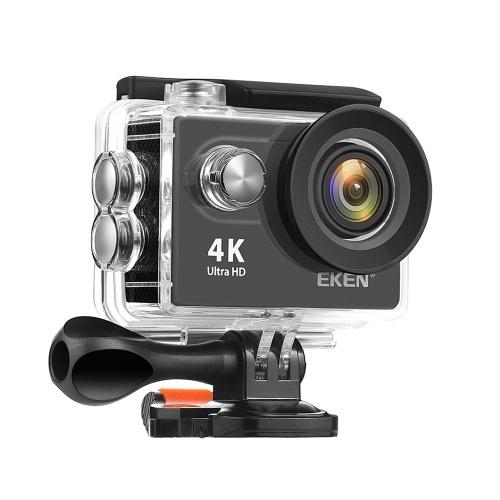 EKEN H9Rポータブルアクションカメラ4K軽量ミニビデオカメラ防水スポーツカメラ