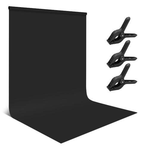 Andoer 2 * 3 Meter / 7 * 10 Fuß Fotografie Hintergrundbildschirm