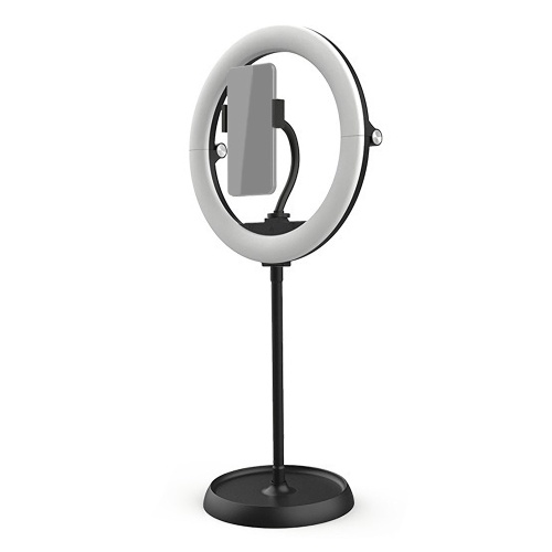 Tragbares 10-Zoll-LED-Ringlicht Faltbares Design-Kreislicht