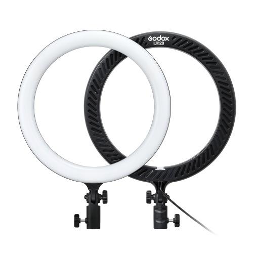 Godox LR120 12 pouces LED Ring Light Studio Photographie Fill-in Light