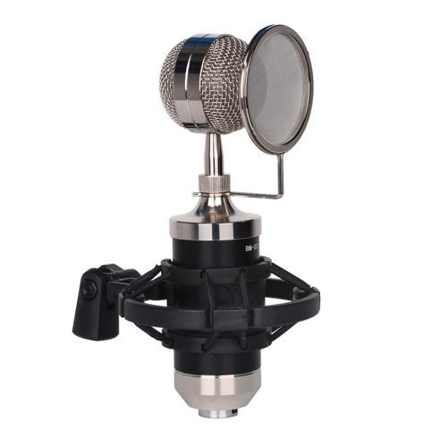 Microphone à condensateur cardioïde pour microphone d'enregistrement