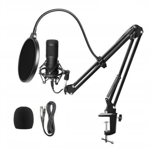 Kit microphone à condensateur pour enregistrement studio