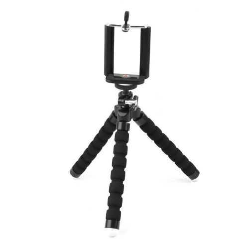 Octpus Phone Tripod Table Stand with Phone Clamp