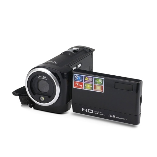 Caméra vidéo Caméscope Vlogging Camera